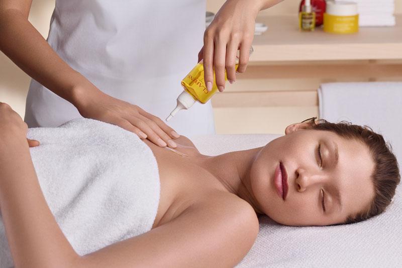 Body Massage & Hot Stone